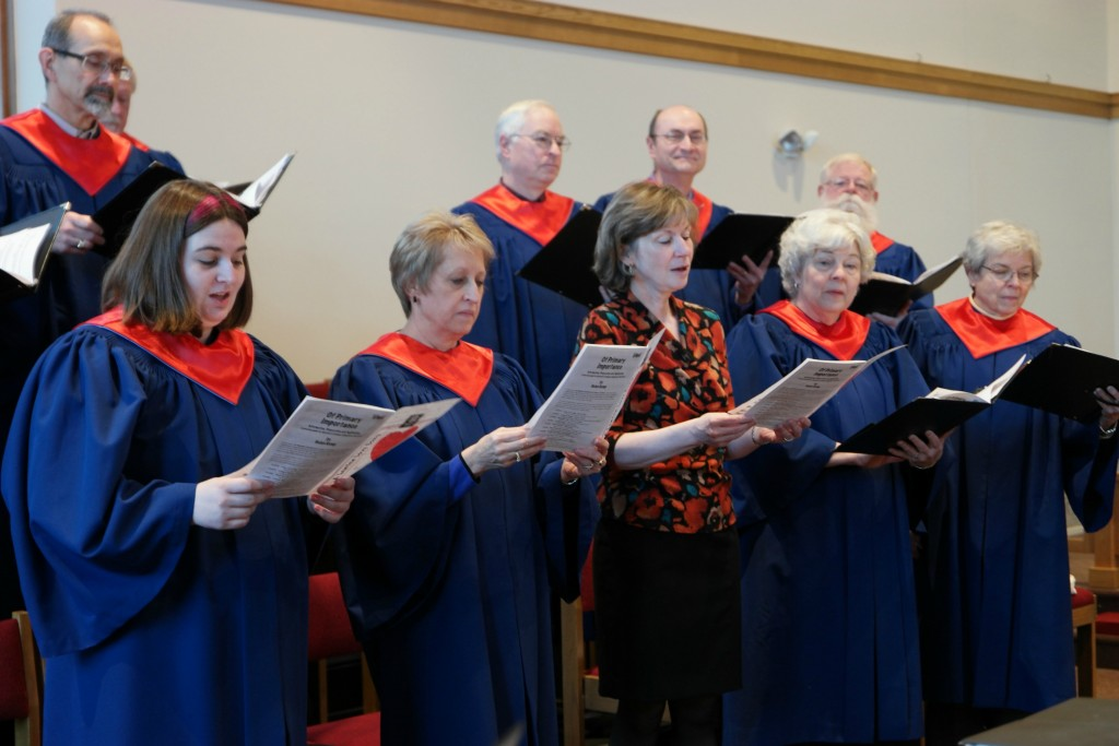 The Faith Lutheran Chancel Choir