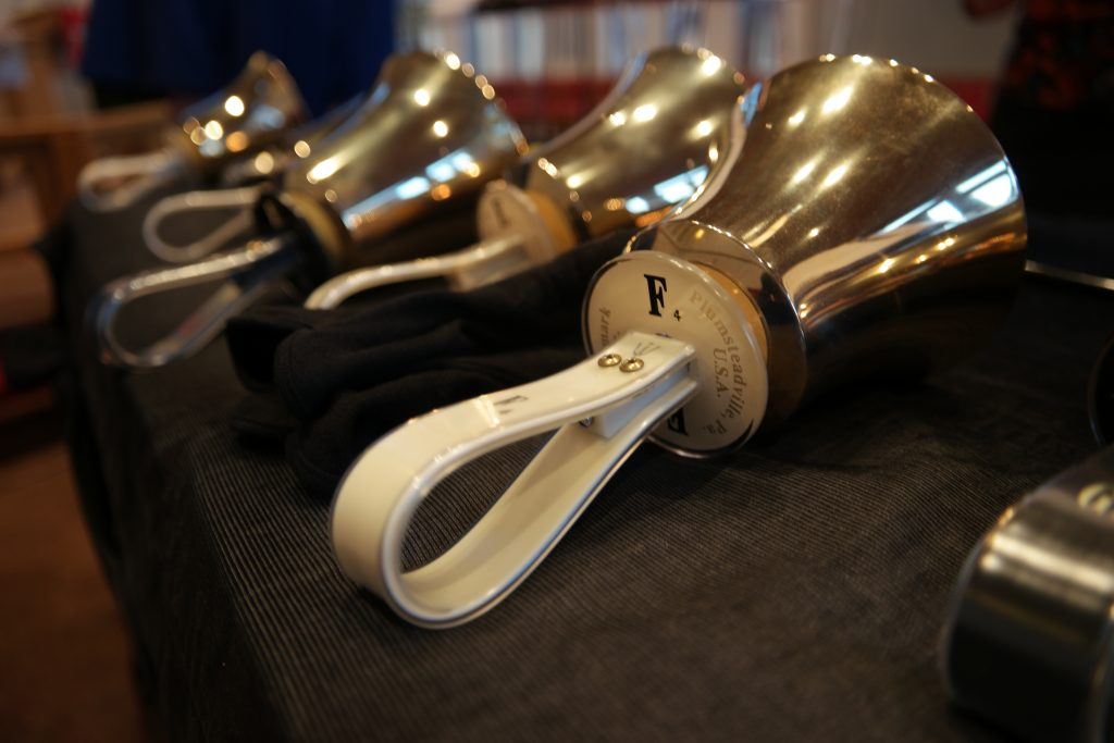The Faith Lutheran Handbell Choir