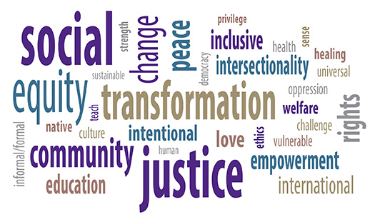 Social Justice is an important topic at Faith Lutheran in Okemos, Michigan