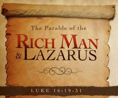 Luke 16: 19-31