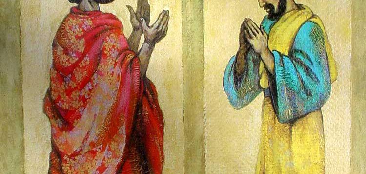 Luke 18: 9-14