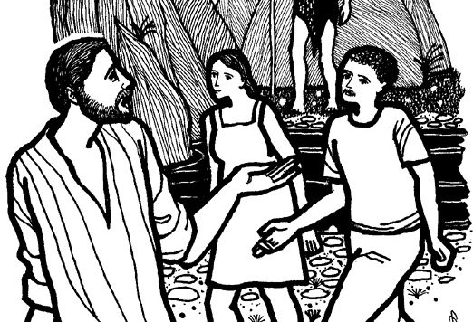 Sermon - John 1:29-42