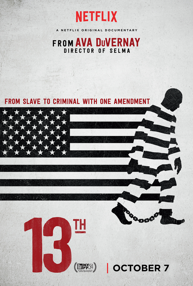 The13th Documentary Film Poster