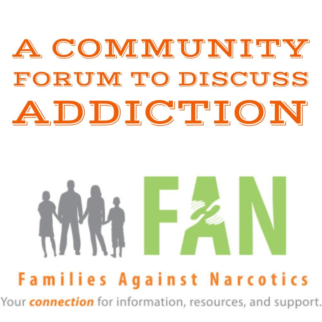 A Community Forum to Discuss Addiction
